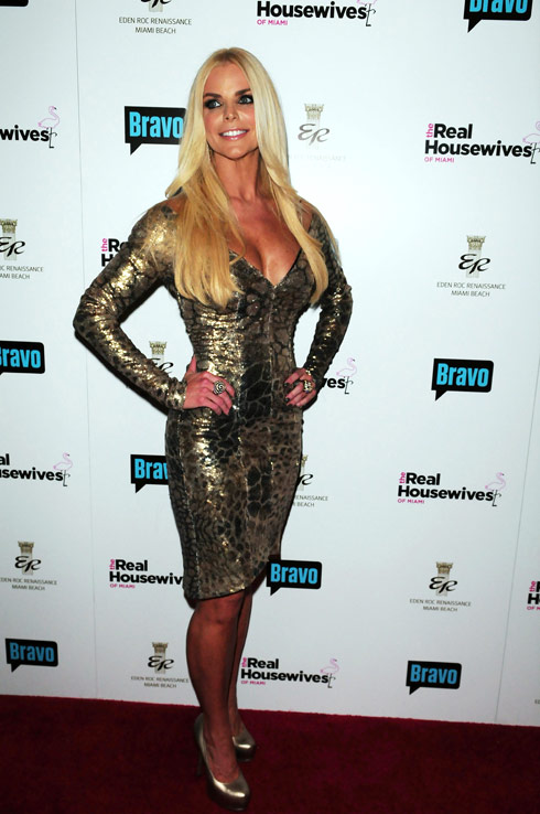 Alexia Echevarria of The Real Housewives of Miami