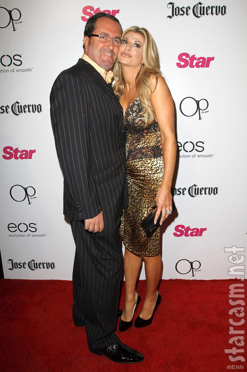 Real Housewives of Orange County's Alexis Bellino and her husband Jim Bellino