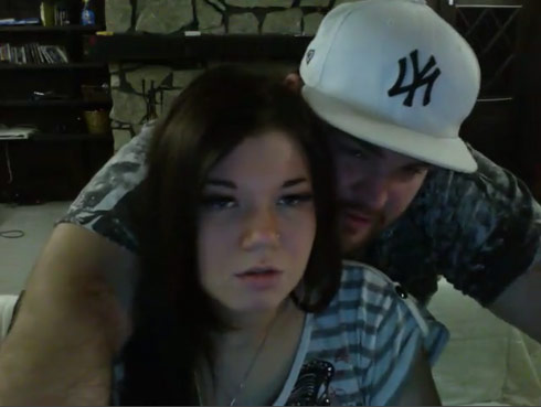 Teen Mom Amber Portwood and Gary Shirley sing Time After Time and Love Is a Battlefield