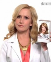 The Office's Angela Kinsey as Gigi for Clairol