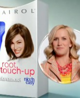 Ad for Clairol featuring The Office's Angela Kinsey