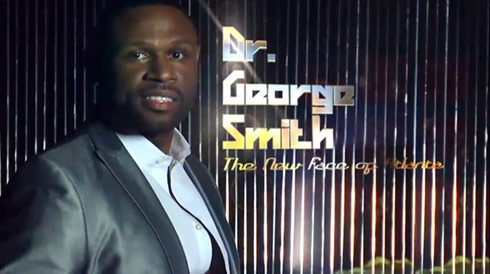 Dr. George Smith The New Face of Atlanta from the reality series The Life Atlanta