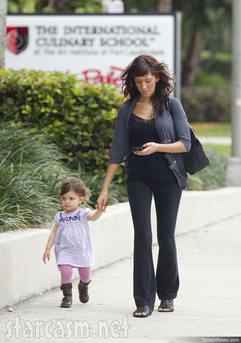 Teen Mom Farrah Abraham and daughter Sophia look for an apartment in Fort Lauderdale Florida