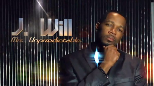 J. Will from the new reality series Tha Life: Atlanta