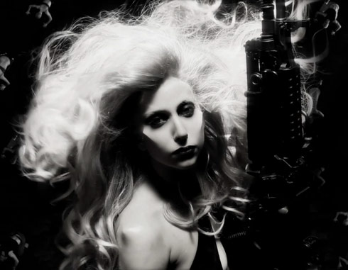 Lady Gaga asks How can I protect something so perfect without evil?