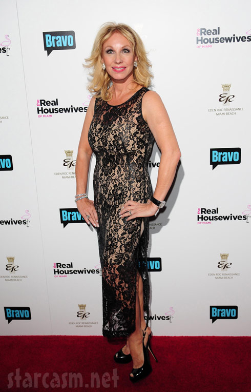Lea Black of The Real Housewives of Miami