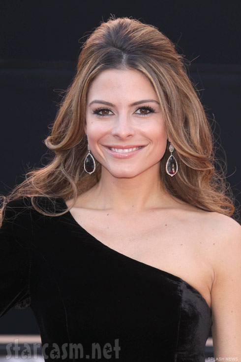 Maria Menounos on the red carpet at the 83rd Academy Awards 2011