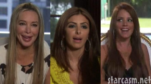 RHoM Marysol Patton Larsa Pippen and Cristy Rice