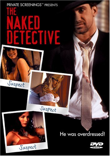 Camille Donatacci Grammer in The Naked Detective DVD cover