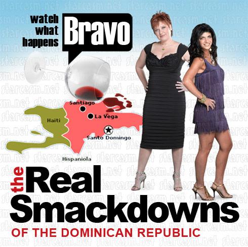 Teresa Giudice and Caroline Manzo involved in Dominican Republic brawl?