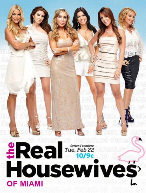 The Real Housewives of Miami Season 1 cast photo