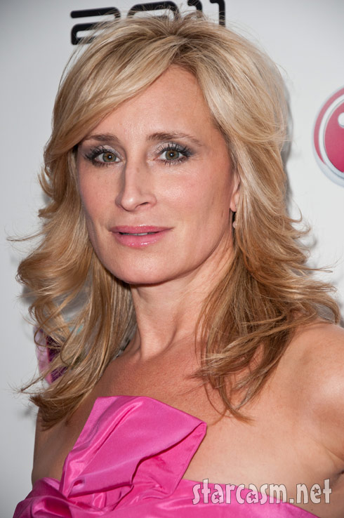 RHoNY Sonja Morgan New York Fashion Week 2011
