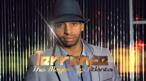 Terrance The Mayor of Atlanta from The Life Atlanta reality series