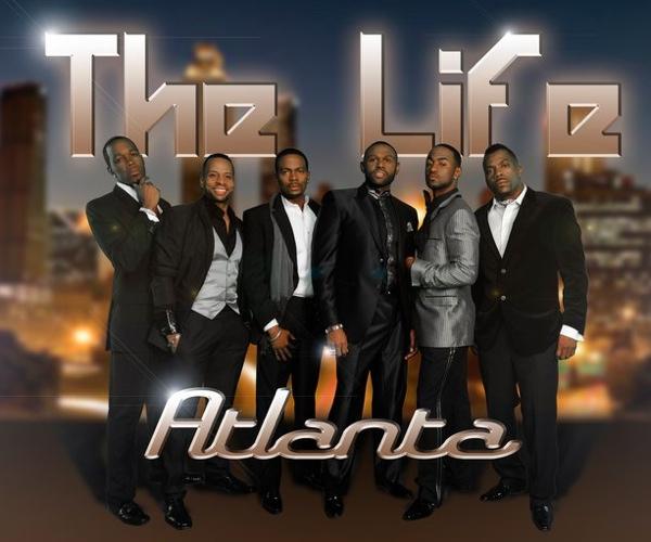 Tha Life: Atlanta reality series cast photo and logo
