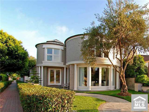 Jim and Alexis Bellino's Newport Beach house currently available for short sale