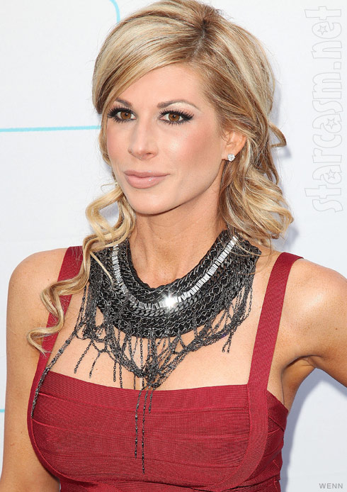 Real Housewives of Orange County's Alexis Bellino at 2011 Bravo Upfront