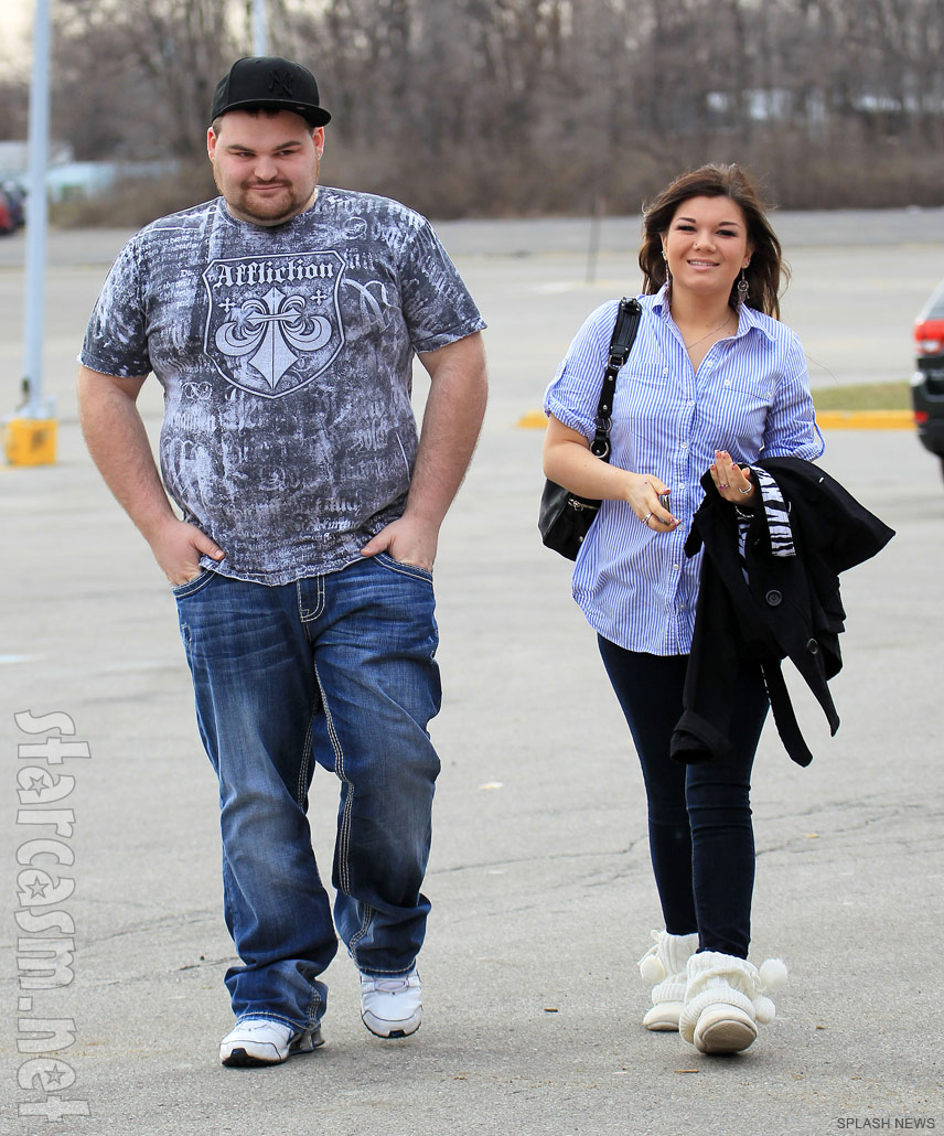 Teen Mom Amber Portwood and Gary Shirley are back together