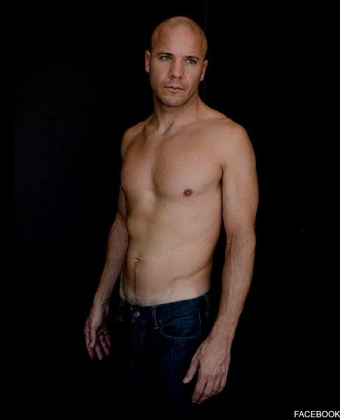 Brian Farrell artist boyfriend of Sonja Morgan