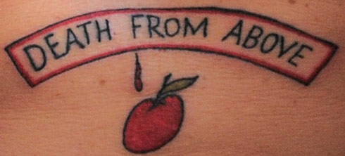 Grammer tattoo kelsey