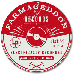 Independendent alternative country and roots record label Farmagaeddon