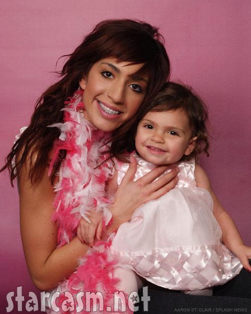 Teen Mom Farrah Abraham celebrates daughter Sophia's 2nd birthday