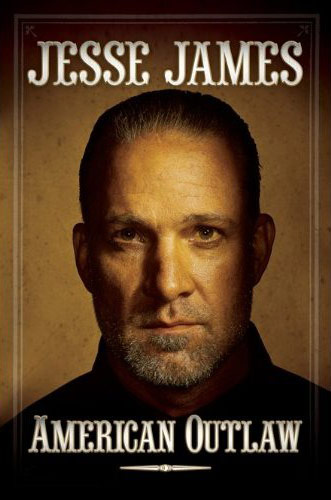 Jesse James autobiography American Outlaw book cover