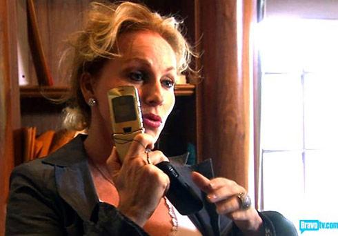RHOM Lea Black from Season 1 Episode 2