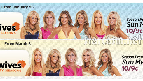Real Housewives of Orange County banner before and after removing Fernanda Rocha