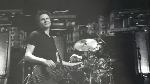 "John Taylor plays live on ""Unstaged"" with Duran Duran"