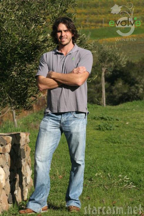 Benjamin Flajnik from The Bachelorette Season 7 with Ashley Hebert 2011