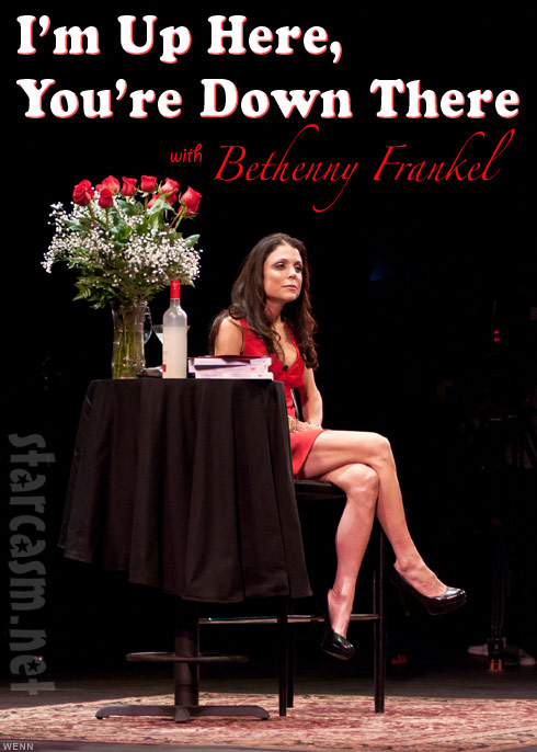 Bethenny Frankel reportedly sings on to do her own talk show