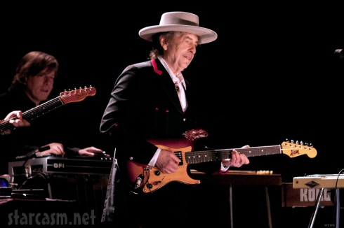Bob Dylan live at 2011 Byron Bay Bluesfest