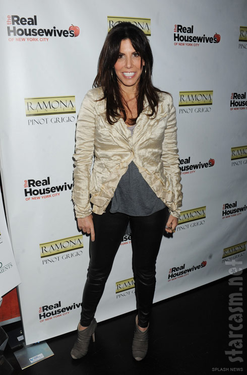 Cindy Barshop at the Real Housewives of New York City Season 4 Premiere Party