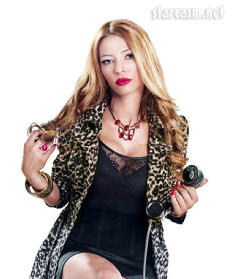Drita D'avanzo cast member of VH1's Mob Wives