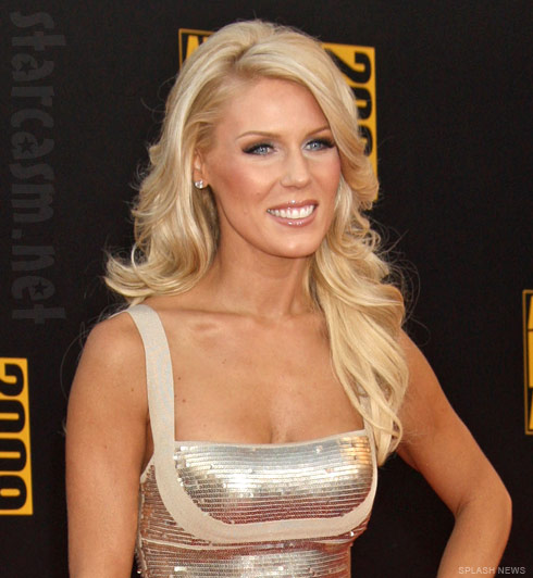 RHOC's Gretchen Rossi at 2009 AMAs