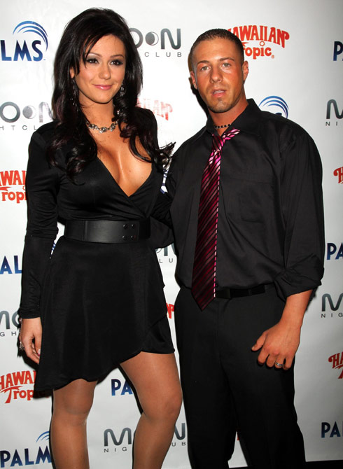 JWoww of Jersey Shore fame and bitter ex Thomas Lippolis