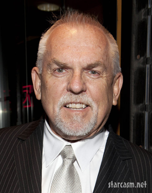 John Ratzenberger at The Creative Coalition & Friends celebrate Broadway show 'Born Yesterday' at the Nat Sherman Flagship Store New York City, USA