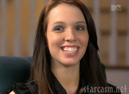 Jordan Ward gives a 16 and Pregnant after show interview