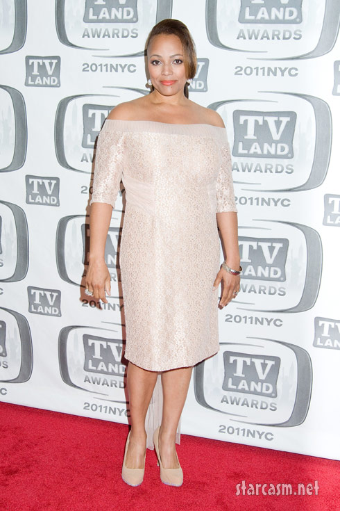 Kim Fields at the 9th Annual TV Land Awards Facts of Life reunion