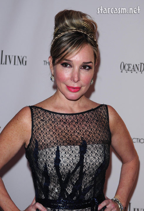 Miami Housewife Marysol Patton attends Black's Annual Gala 2011
