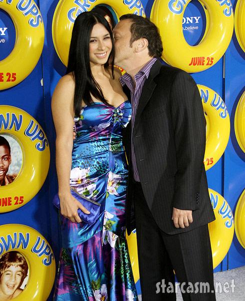 Wife of actor Rob Scneider Patricia Azarcoya Arce