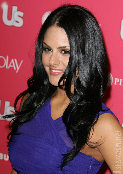 Pia Toscano Us Weekly Annual Hot Hollywood Style Issue Event