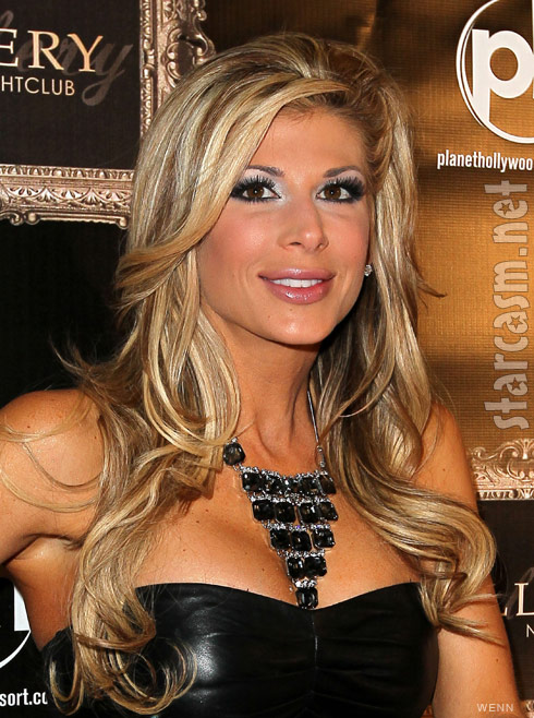 Real Housewives of Orange County's Alexis Bellino