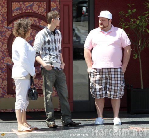 Teen Mom baby daddies Tyler and Gary hanging out in Los Angeles for the Teen Mom Season 3 reunion