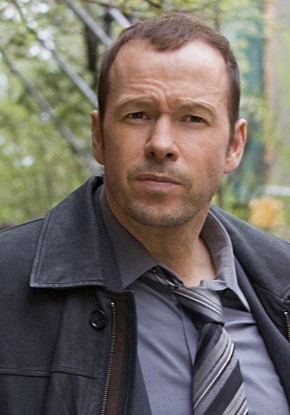 Donnie Wahlberg Blue Bloods promo shot