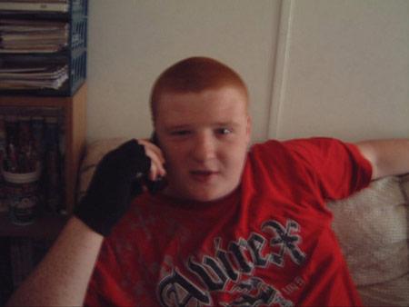 Mugshot of alleged Seath Tyler Jackson killer Kyle Hooper