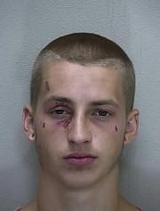 Mugshot of alleged Seath Tyler Jackson killer Michael Bargo