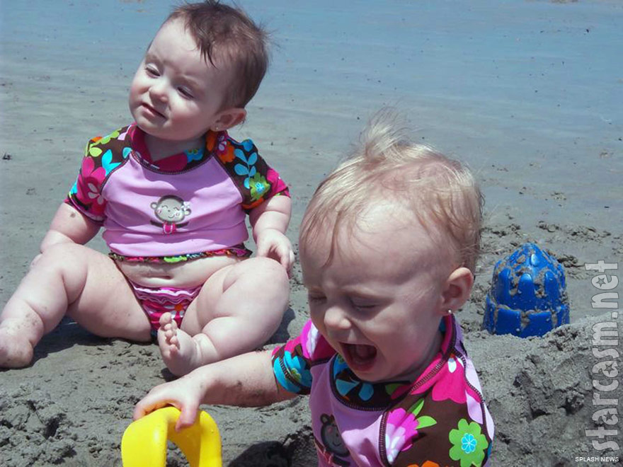 PHOTOS Teen Mom Leah Messer And The Twins Having Fun In