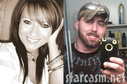 Corey Simms and his new girlfriend Amber Scaggs