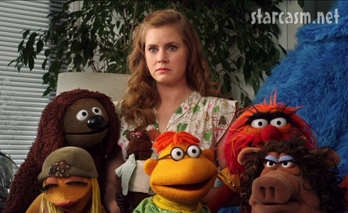 Amy Adams from The Muppets trailer